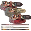 Ed Hardy EH1242 Domino-Kids Boys-Leather Belt