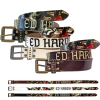 Ed Hardy EH1256 Fly or Die-Kids-Boys Leather Belt