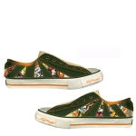 Ed Hardy Queensbridge Shoe for Men - Military
