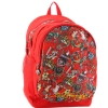 Ed Hardy Bruce All Over Collage-Red