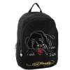 Ed Hardy Josh Embroidered Panther Backpack - Black