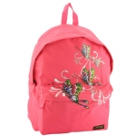 Ed Hardy Shane Butterfly Backpack-Hot Pink