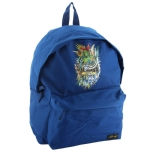 Ed Hardy Shane Parrot Backpack-Navy
