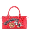 Ed Hardy Let It Ride Lucy Small Tote - Red