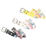 Ed Hardy EH3121K Studs Girls Leather Belt
