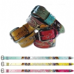 Ed Hardy EH3215 Koi-Snake Kids-Girls Leather Belt