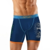 Ed Hardy Roaring Panther Pop  Boxer Brief - Navy