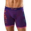 Ed Hardy Tatoo Artist Pop Boxer Brief - Purple