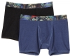 Ed Hardy Men's Pirates Unite  2 Pack Boxer Brief
