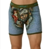 Ed Hardy Men's Pirates Unite Premium Boxer Brief - Black