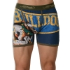 Ed Hardy Men's Lets Go Bulldogs Vintage Boxer Brief - Army