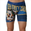 Ed Hardy Men's Lets Go Bulldogs Vintage Boxer Brief - Navy