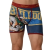 Ed Hardy Men's Lets Go Bulldogs Vintage Boxer Brief - Red