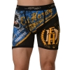 Ed Hardy Men's Panther Pendant Vintage Boxer Brief - Black