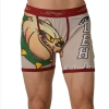 Ed Hardy Men's Athletic Bulldog Vintage Boxer Brief - Stone