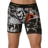 Ed Hardy Men's Fierce Tiger Collage Boxer Brief - Black