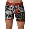 Ed Hardy Men's Fierce Tiger Collage Boxer Brief - Red