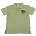 Ed Hardy Toddlers Tiger Polo - Aloe