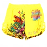 Ed Hardy Toddlers Tab Shorts - Yellow