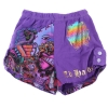 Ed Hardy Girls Tab Shorts - Purple