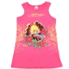 Ed Hardy Racer Tank Top for Girls - Pink