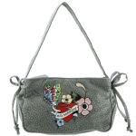 Ed Hardy Girls Zelda Shoulder Bag- Blue