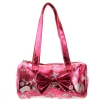 Ed Hardy Girls Alice Barrel Bag- Pink