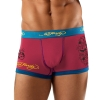 Ed Hardy The Gambler Pop Trunk Brief - Bubble Gum