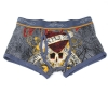 Ed Hardy Men's Love Kills Slowly Premium Trunk - Blue