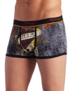 Ed Hardy Men's Love Kills Slowly Premium Trunk - Black