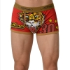 Ed Hardy Men's Tiger Vintage Trunk - Tan