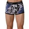 Ed Hardy Men's Rock Trunk - Black