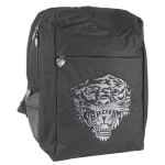 Ed Hardy AL Tiger Laptop Backpack- Black
