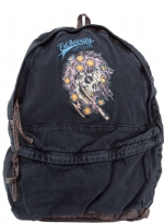 Ed Hardy Bradford Backpack-Black