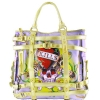 Ed Hardy Marie-Claude Large Tote - Lilac