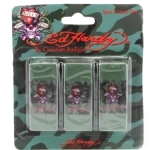 Ed Hardy Esme Love Kills Slowly Eraser - Grey Camo