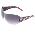 Ed Hardy EHS-042 Catcher Sunglasses - Amethyst
