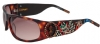 Ed Hardy EHS-044 Live to Ride Sunglasses - Turtoise