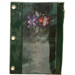 Ed Hardy Edie Love Kills Slowly 3D Pencil Pouch - Green Camo