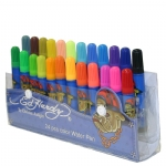 Ed Hardy Bulldog Color Marker Set For Boys - Blue