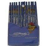 Ed Hardy Rose Color Pencil Set For Boys - Blue