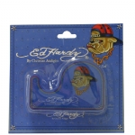 Ed Hardy  Luna Bulldog Tape For Boys - Blue