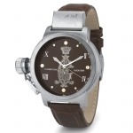 Christian Audigier Eternity Meridiem Skin Watch - Brown