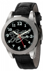 Christian Audigier ETE-125 Black Magic Watch - Black
