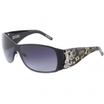 Ed Hardy EHT-907 Sunglasses - Black