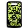 Ed Hardy Blackberry Storm 2 & 9550 Glow Tiger Gel Case