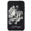 Ed Hardy iPod Touch 2nd Generation Glow LKS Gel Case Black