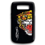 Ed Hardy Blackberry Bold 2 & 9700  Tiger Gel Mold Case