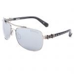 Affliction Goliath Sunglasses - Black/Gun