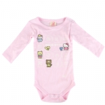 Hello Kitty Baby  Onesie-Pink